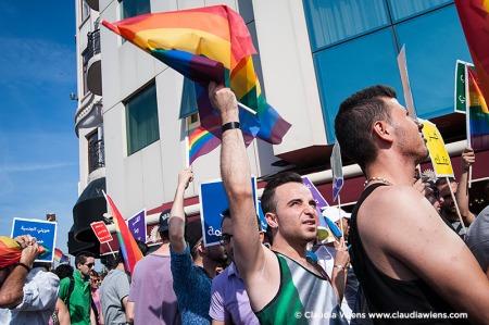 Turkey, Gay Pride 2015